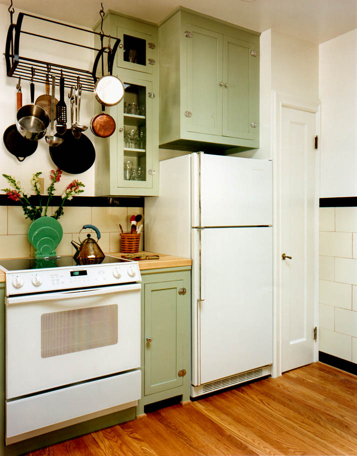 Projects archive nr hiller design inc for 1930s kitchen floor