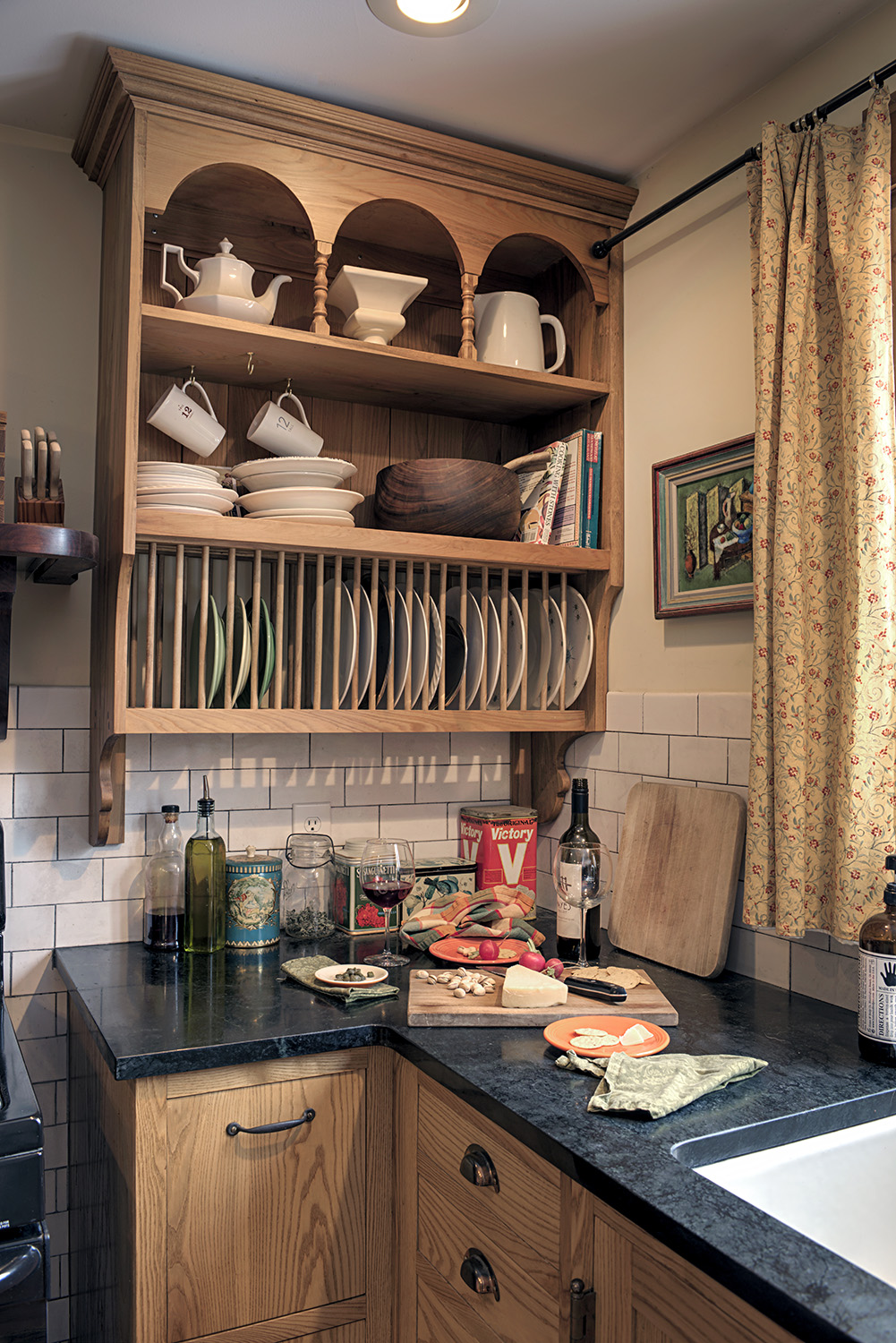 Kitchen_plate Rack