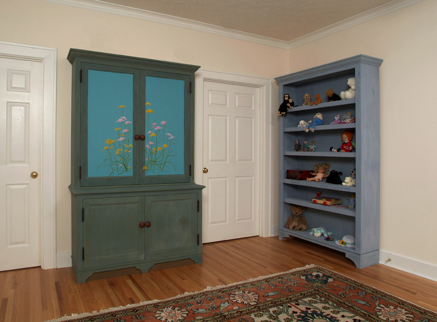 Gentil Bookcase_and_cabinet