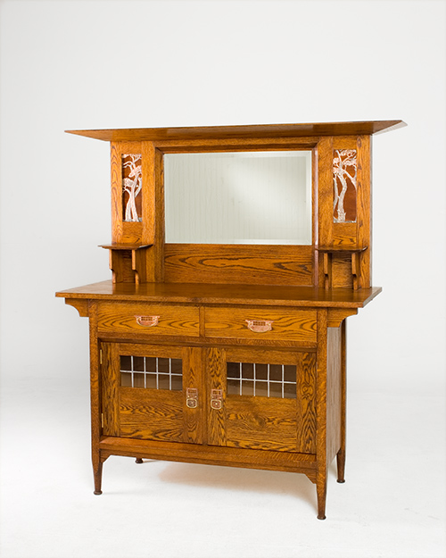 A Measured Reproduction Of Circa 1905 Sideboard Produced By English Furniture Manufacturer Harris Lebus After This Photography Session I Had Higher