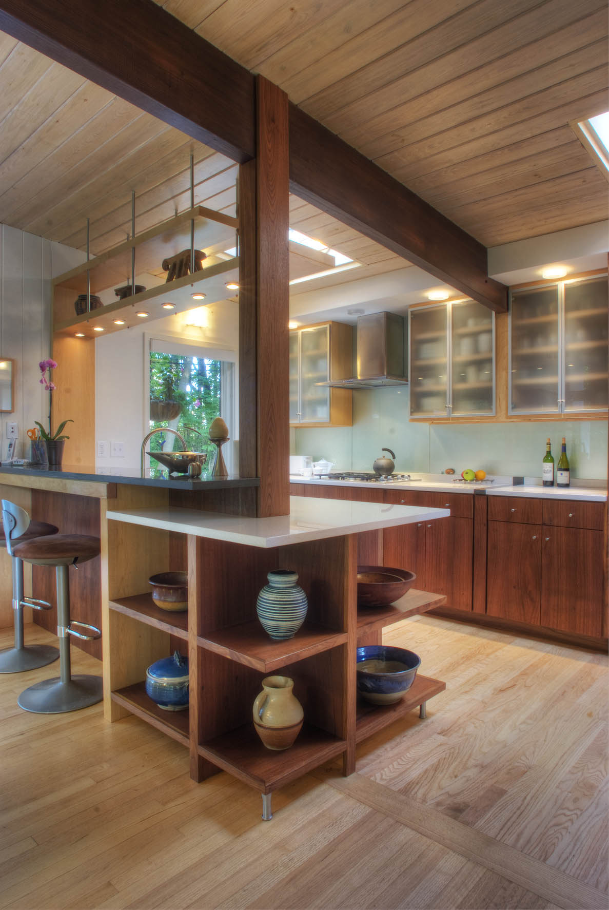 Mid Century Modern Kitchen Mid Century Modern Kitchen An Architects Contemporary Twist Nr
